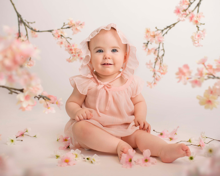 Emmy | 9 month session