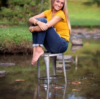 Ohio senior photogrpaher