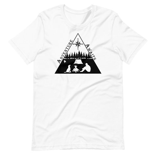 Adventure Awaits - Black Design
