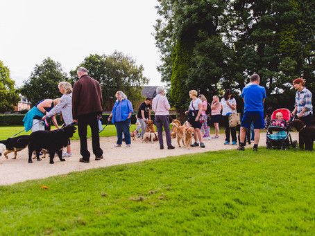 National Dog Day Walk, Tredegar House Country Park