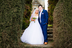 Jenna & Tom | Spring Wedding | Maes Manor, Blackwood