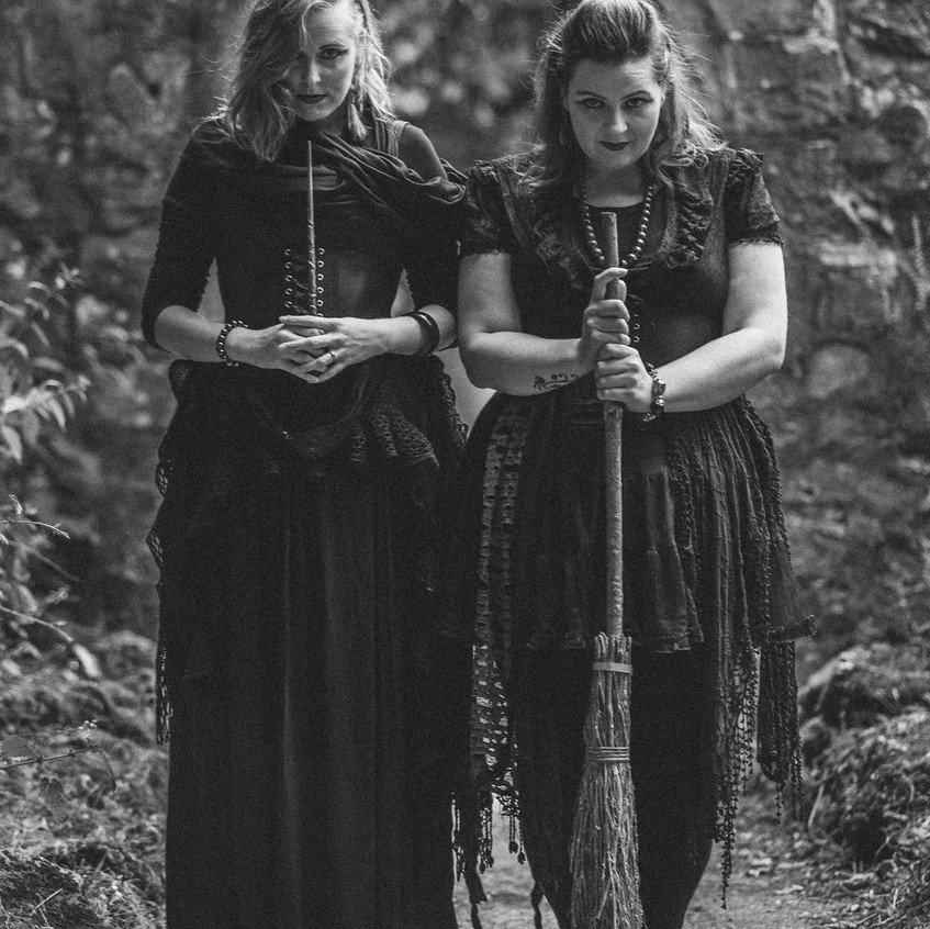 Genuine Witches!