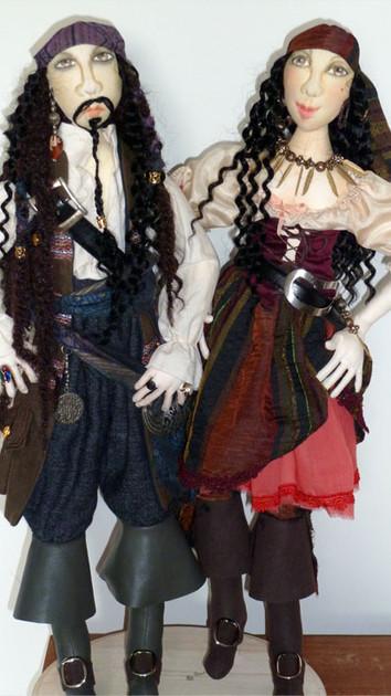Pirate Prince & Princess