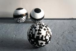 Acrylique sur polystyrène3-2014