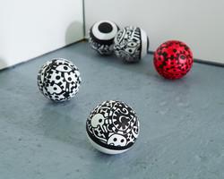 Acrylique sur polystyrène7-2014