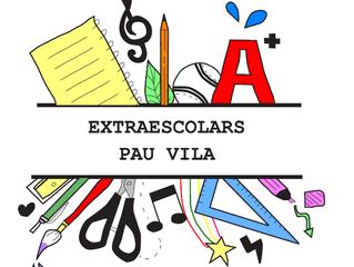 Activitats Extraescolars 2017-2018