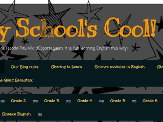 Coneixeu el Blog d'Anglès de l'escola????