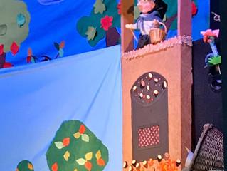 """Obra de teatre """"La castanyera"""", per a la comunitat dels petits"""