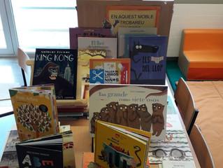 Noves adquisicions per a la Biblioteca dels més petits!!!