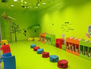 Activitats infantils a la Biblioteca d'Esparreguera
