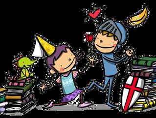 Bona diada de Sant Jordi a tothom!!!