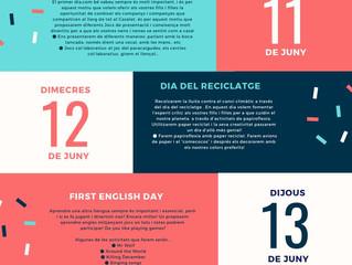 INFORMACIÓ CASALET (11 a 21 juny, de 15:30 a 16:30h)