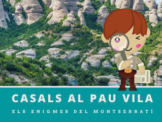 Casalet i Casal d'estiu al Pau Vila!