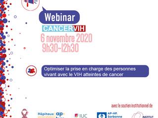 Webinar CANCERVIH 2020