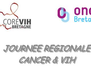 Journée régionale Cancer et VIH en Bretagne