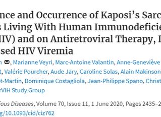 Nouvelle publication du réseau CANCERVIH dans Clinical Infectious Diseases