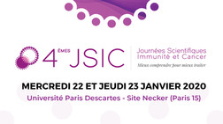 4èmes JSIC - 22 & 23 janvier 2020