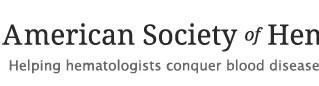 58èmecongrès international de l'ASH (American Society of Hematology)