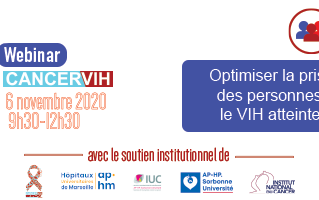 Replay du Webinar CANCERVIH 2020 disponible !