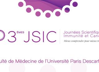 3èmes JSIC - 30 & 31 janvier 2019