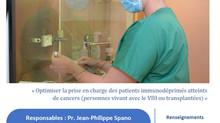 Nouveau DU Cancer de l'immunodéprimé 2018-2019