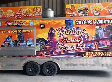 Food Truck Panels