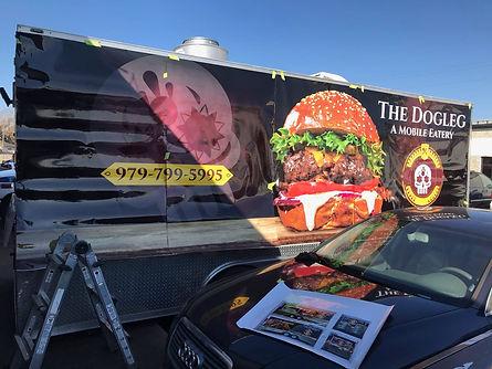 food trailer wrap near me