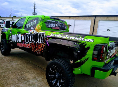 Truck Wraps? give us a call