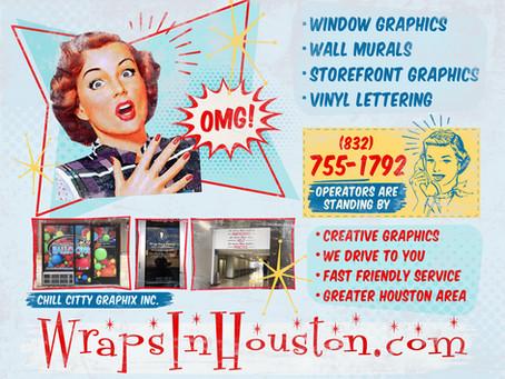 Our Retro Marketing Cards
