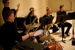 W.C. Miller Senior Jazz Band