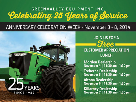 Business of the Week: Green Valley Equipment