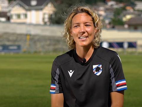 Verso Lazio Women-Sampdoria Women: Tarenzi a caccia del 100esimo gol in Serie A