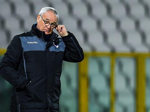 Sampdoria, chi sarà il dopo Ranieri? È valzer di panchine in Serie A