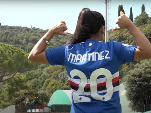 """Verso Sampdoria Women-Milan, Martinez: """"Possiamo fare una grande partita"""""""