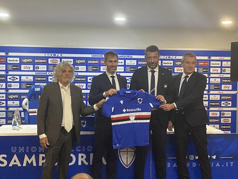 Sampdoria, Antonio Cincotta alla guida della squadra femminile