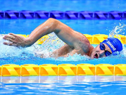Paralimpiadi, Francesco Bocciardo ragazzo d'oro: il bis nei 100 metri stile libero S5