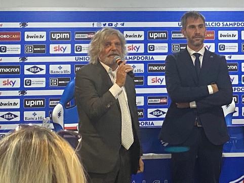 Sampdoria Women, Mister Cincotta alle prese con il genovese