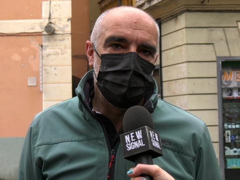 """Massimiliano Spigno, Confesercenti: """"Il clima avverso? Un'ulteriore penalizzazione"""""""