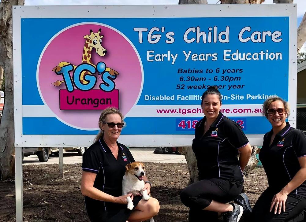 TG's Child Care,  Urangan, Kindergarten, Feature Story by Brilliant-Online