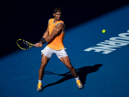 The Ball is Back in the Court for Rafael NADAL and Andy Cheung