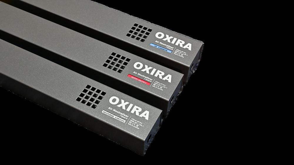Oxira Air Neutraliser, UV technology, feature story by Brilliant-Online