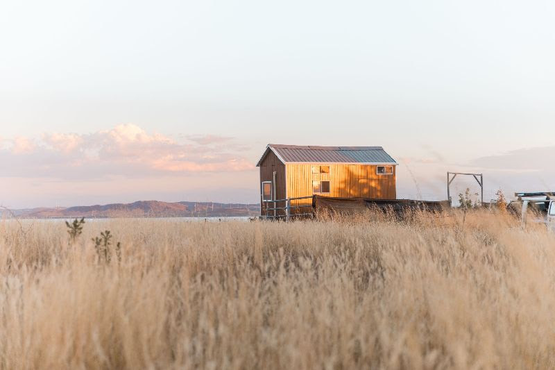 The Weereewa Tiny House, Tiny away, feature story by Brilliant-Online