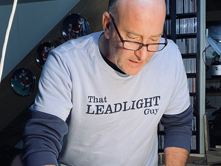 Shining a Leadlight on a Dying Art