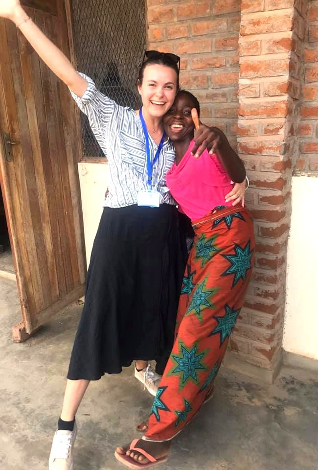 Jacquie in Malawi, Visiting women in rural villages with The Hunger Project Australia, Secret Sisterhood, feature story by Brilliant-Online