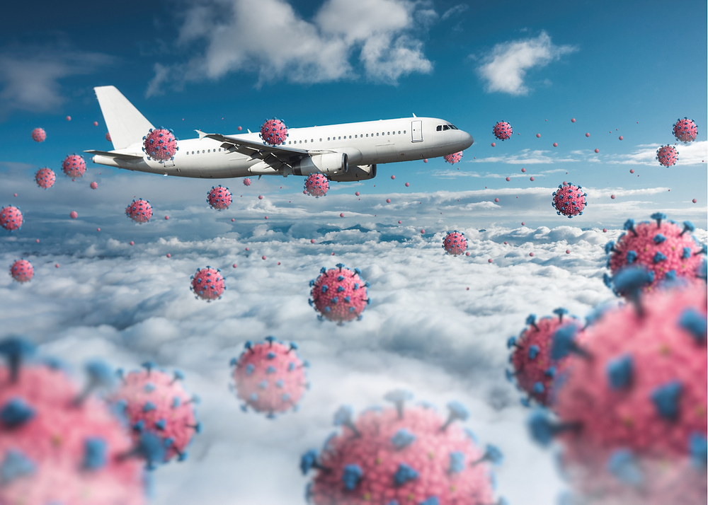 The Future of Air Travel, Flying during the COVID-19 pandemic, feature story by Brilliant-Online