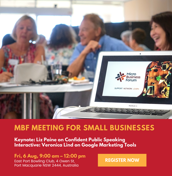 Micro Business Forum Event