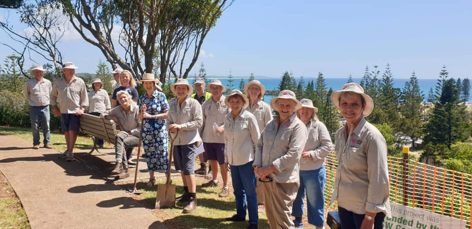 The Friends of Mrs York's Garden are pleased to be commencing the project & acknowledging the funding by the State Government through the SCCF Grant, feature story by Brilliant-Online