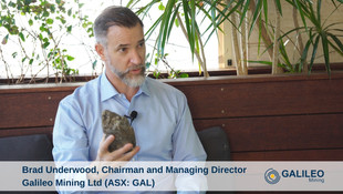 Galileo Mining Limited shares Methodical Approach to the Search for Nickel and Palladium