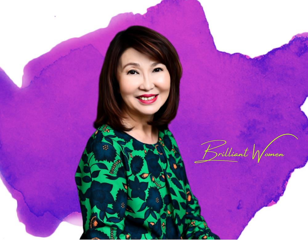 Veronica Lind, CEO, Celebrating Women, March 2021, Brilliant-Online