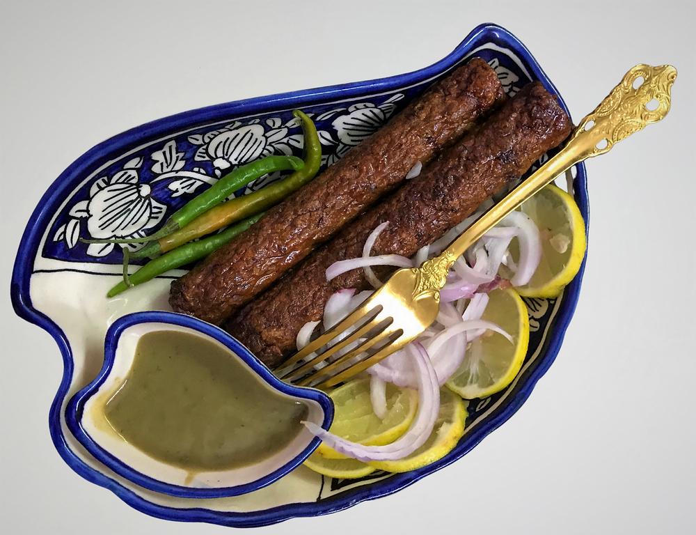 Chicken Seekh Kebab, Eid Mubarak, feature story by Brilliant-Online